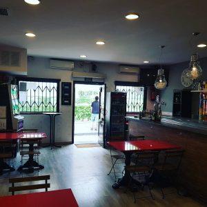 restaurante en Alameda de Osuna